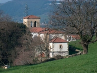 Iglesia de San Juán Bautista en LLoreda