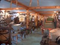 Interior del Museo El hombre y El Campo