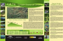 Cartel GR74 etapa 3