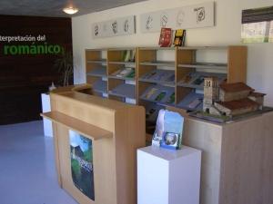 Centro Interpretacion del Romanico en Catañeda