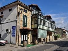 Exterior Restaurante El Fogón