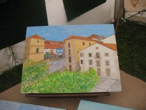 Pintura artística Luis Felipe