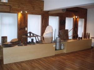 Interior de la Casa del Pasiego