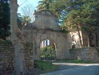 Entrada de la Casa de Ceballos