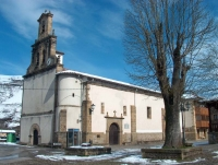 Iglesia de Nuestra Señora de la Vega de Pas