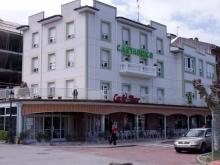 Exterior Hotel El Cantabrico