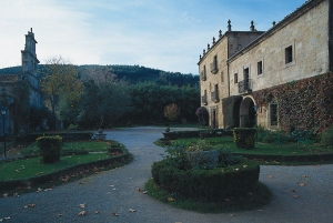 Palacio de Gándara en Villabáñez.