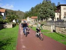 Via Verde del Pas Puente Viesgo