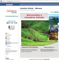 Valles Pasiegos en facebook