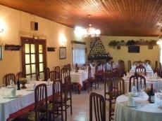 Interior Restaurante El Fresno