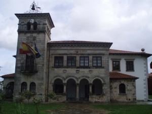 Ayuntamiento Santa María de Cayón