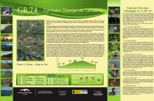 Cartel GR74 etapa 4