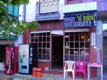 Exterior Restaurante El Horno