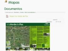 Mapas editados por la Mancomunidad