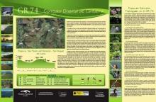 Cartel GR74 etapa 6
