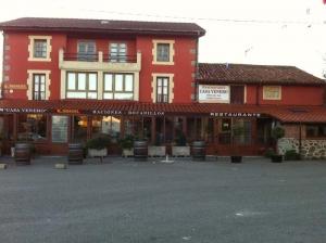 Exterior Restaurante Casa Venero