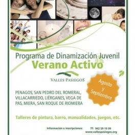 Programa dinamización Juvenil