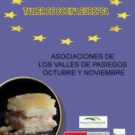 Programa Talleres de Cocina Europea