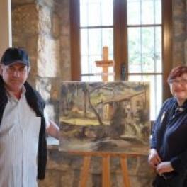 12 Edición del Concurso de Pintura al Aire Libre Valle de Penagos